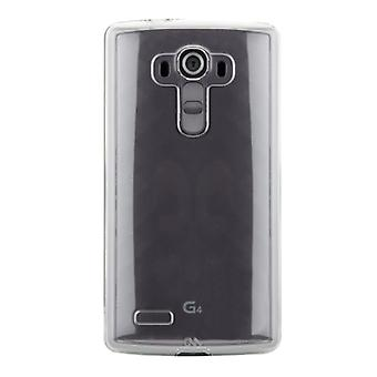 Case-Mate Naked Tough Case for LG G4 - Clear/Clear