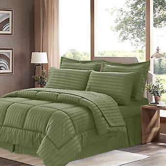 100% Cotton Comforter 5 Piece Set-300 & 600 Gsm