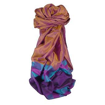 バラナシ国境プライムの絹の長いスカーフ遺産サンディープ パシュミナ ・ シルクで 300