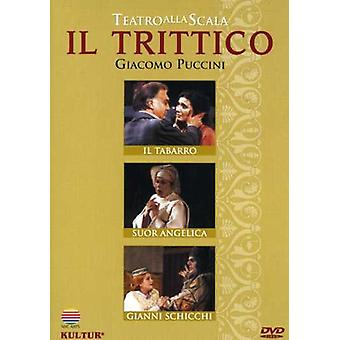 II Trittico [DVD] USA import