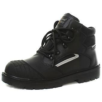 Grafters M850A Unisex Waterproof Safety Hiker Type Boots