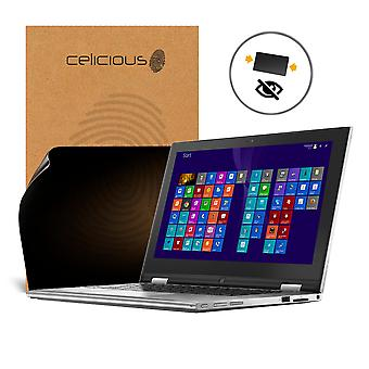 Celicious Privacy 2-Way Anti-Spy Filter Screen Protector Film Compatible with Dell Inspiron 11 3157