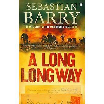 En lang lang vej (Main) Sebastian Barry - 9780571218011 bog