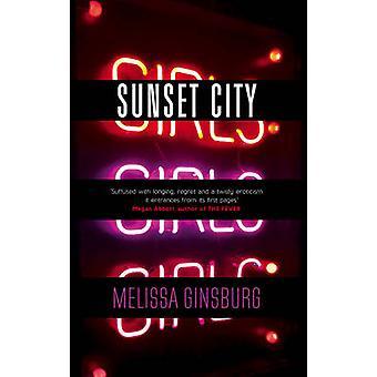 Puesta del sol ciudad (principal) por Melissa Ginsburg - libro 9780571326709