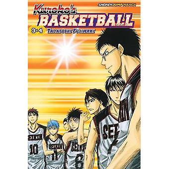 Kuroko's Basketball - Volume 3&4 by Tadatoshi Fujimaki - Tadatoshi Fuj