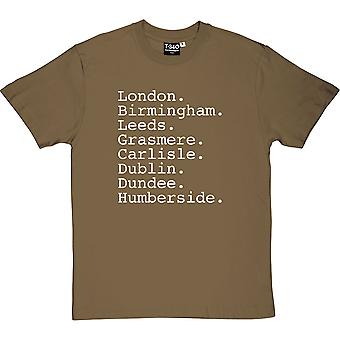 Panic Men's T-Shirt
