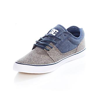 DC Navy-Dark Chocolate Tonik TX SE Shoe