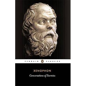Samtaler af Sokrates af Xenophon - Hugh Tredennick - Robin vand