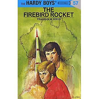 De raket Firebird (Hardy Boys)