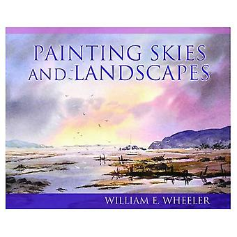 Painting Skies and Landscapes