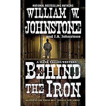 Por trás do ferro (um Hank Fallon ocidental)