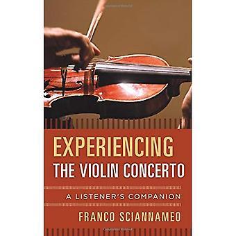 Upplever den Violin Concercb (lyssnarens följeslagare)