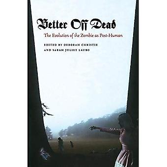 Better Off Dead: Die Entwicklung der Zombie als Post-Human