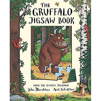 Le livre puzzle de Gruffalo