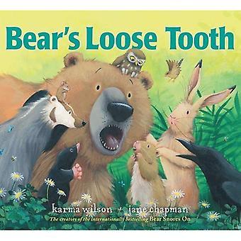 Björnens lös tand