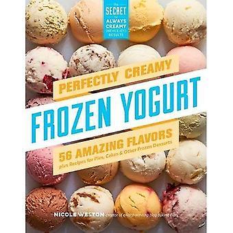 Perfectly Creamy Frozen Yoghurt