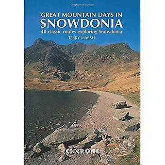 Jours de la grande montagne en Snowdonia