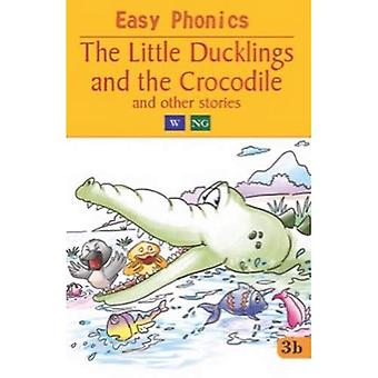 Little Ducklings & the Crocodile (Easy Phonics)