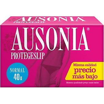 Ausonia Protects Slips Normal 40 pcs