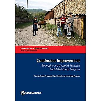 Continuous Improvement: Strengthening Georgia's Targeted Social Assistance Program (Directions in Development - Human Development)