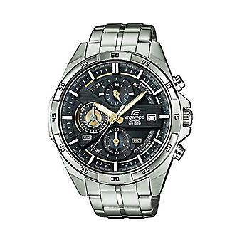 CASIO watch chronograph quartz watch with stainless steel band EFR-556D-1AVUEF