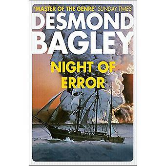 Noite de erro durante a noite do erro - livro 9780008211370