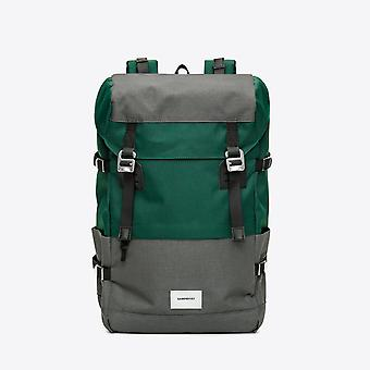 Sandqvist Harald Backpack Green/Grey