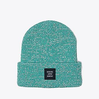 Herschel supply co. Abbott youth Beanie - Lucite green / reflective