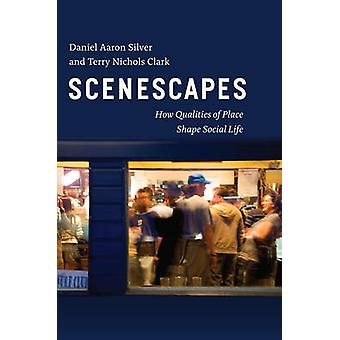 Scenescapes - How Qualities of Place Shape Social Life by Daniel Aaron