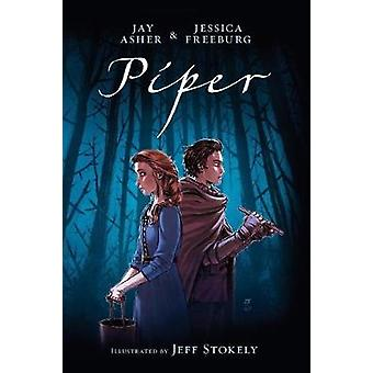 Piper by Jay Asher - 9780448493664 Book