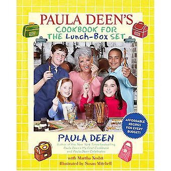 Paula Deen's Cookbook for the Lunch-Box Set by Paula Deen - Martha Ne