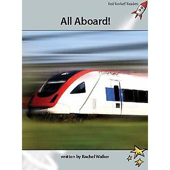 All Aboard! by Rachel Walker - 9781877506734 Book