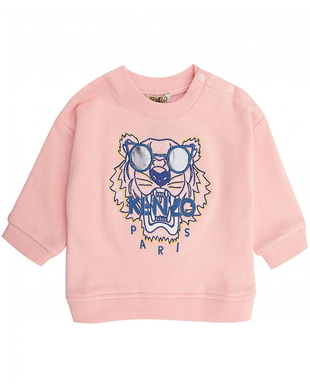 Kenzo Enfants Sunglasses Tiger Embroiderouge Sweat
