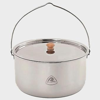 New Robens Ottawa Adventure Camping Pot 6L Silver