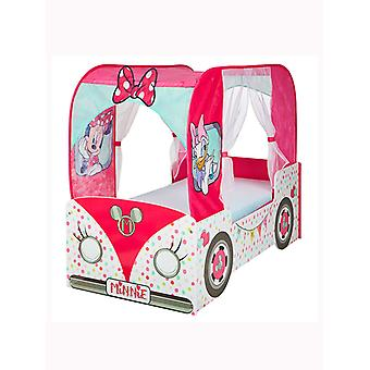 Minnie Mouse camper peuter bed