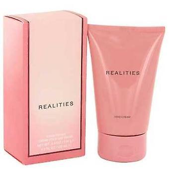 Realities (new) By Liz Claiborne Hand Cream 4.2 Oz (women) V728-458707