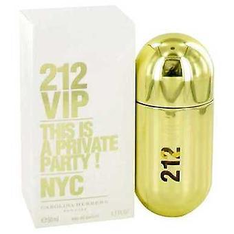 212 Vip By Carolina Herrera Eau De Parfum Spray 1.7 Oz (women) V728-480962