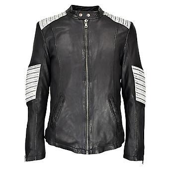 Men's biker jacket Iron XT