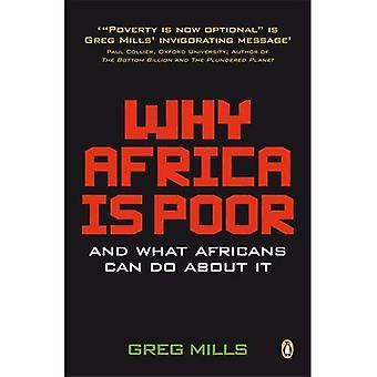 Warum Afrika arm ist: Und was Afrikaner dagegen tun können?