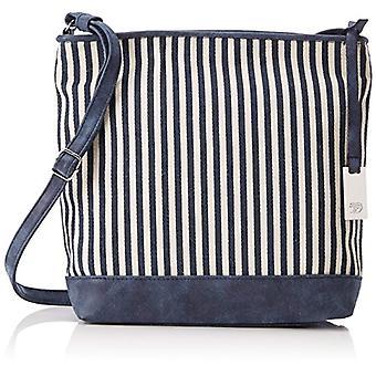 Tom Tailor Denim Mila Ahoi Donna Blue sacs à bandoulière (Blau) 8x25x28 cm (B x H x T)