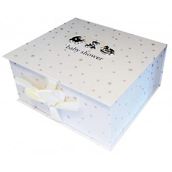 Widdop Gifts Baby Shower Keepsake Box   Gifts From Handpicked