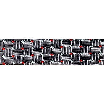 Nouveauté Fashion biais 20 Mm X 22 Yards gris Multi places 1782 131