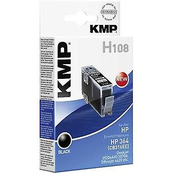 KMP Ink replaced HP 364 Compatible Black