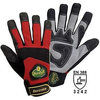 FerdyF. 1935 Glove Mechanics DEFENDER Synthetic-leather Size XL (10)