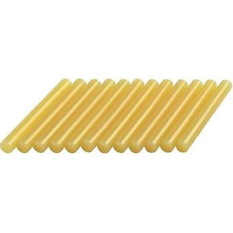 12 pc(s)Hot glue sticks11 mm N/A Transparent-yellow Dremel 2615GG13JA