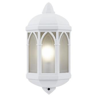 Endon YG-065-WH Exterior Passage Lamp In White