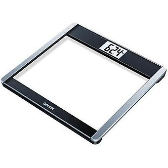 Digital bathroom scales Beurer GS485 Weight range=150 kg