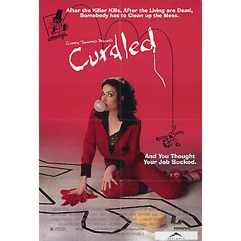 Curdled Movie Poster Print (27 x 40)