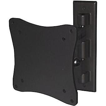 Monitor wall mount 25,4 cm (10) - 68,6 cm (27) Swivelling/tiltable NewStar Products FPMA-W810BLACK