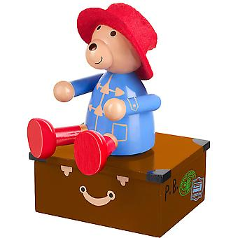 Orange Tree leksaker Paddington Bear Music Box